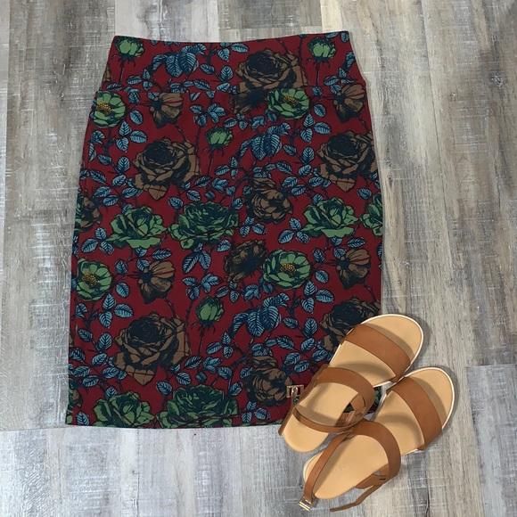LULAROE - Cassie Skirt
